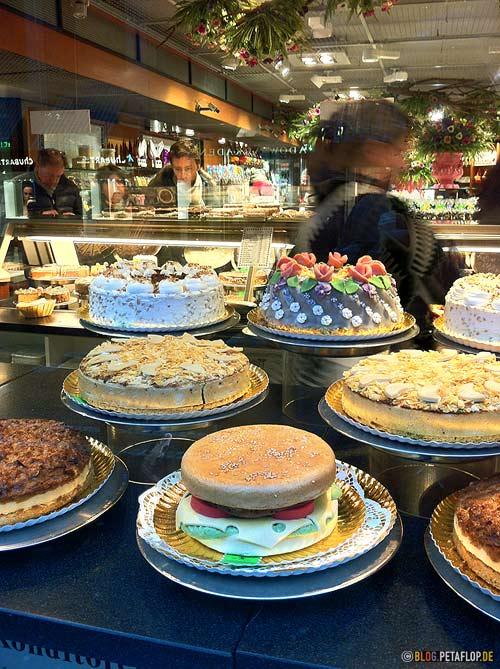 Hamburger-Torte Konditorei Heinemann Düsseldorf