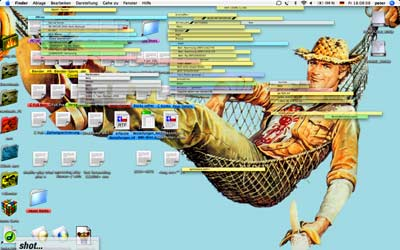 Terence Hill OSX Desktop