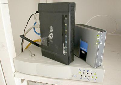 ish-Internet und VoIP