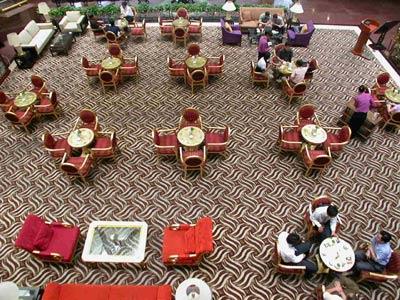 Lobby Capital Hotel Beijing China