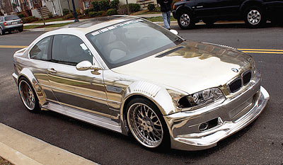 Chrome-BMW