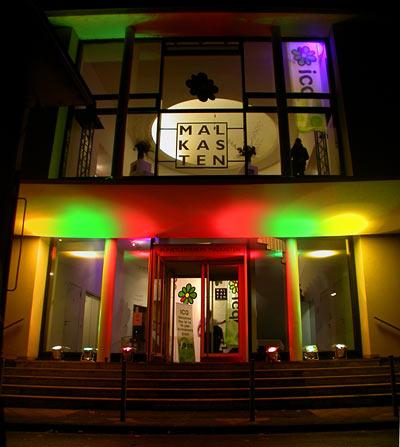 icq 10-year anniversary event Malkasten Düsseldorf