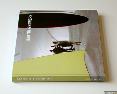Martin Gerwers Katalog Catalogue Cover