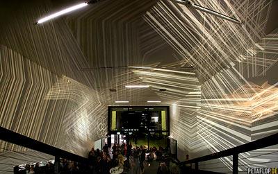 PETAFLOPS ANTIVIDEO Kunsthalle Düsseldorf Germany 1