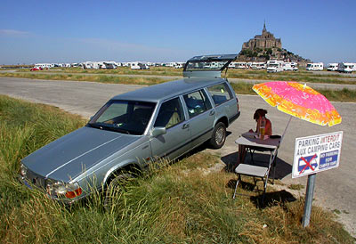 Volvo Mont Saint Michel 1