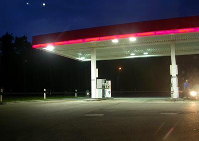 Tankstelle A2 Börde-Süd Groß-Santersleben