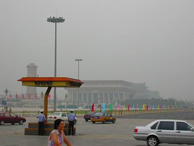 Tiananmen Square - Platz des himmlischen Friedens 2