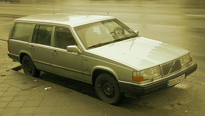 Volvo 760 GLE mit Helge