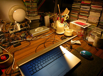 Schreibtisch Desktop 12.02.2007