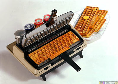 typewriter-waffle-iron-keyboard-Tastatur-Waffeleisen-by-Chris-Dimino