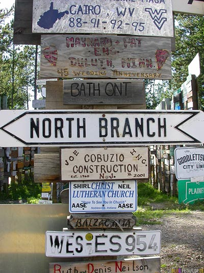 North-Branch-Wesel-Kennzeichen-Sign-Post-Schilderwald-Alaska-Highway-Watson-Lake-Yukon-Canada-Kanada-DSCN0373.jpg