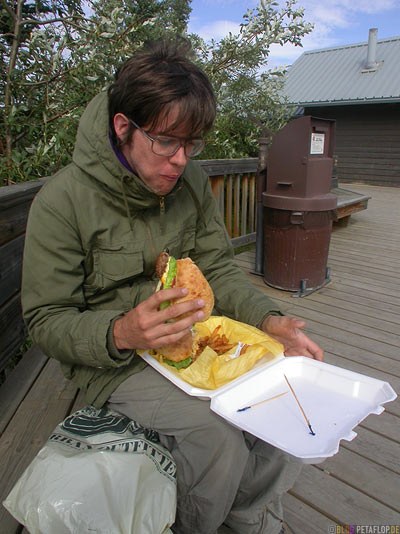 Burger-eating-lunch-break-Mittagspause-mit-Hamburger-Fish-Creek-Shuttle-Bus-Denali-National-Park-Nationalpark-Alaska-USA-DSCN1156.jpg