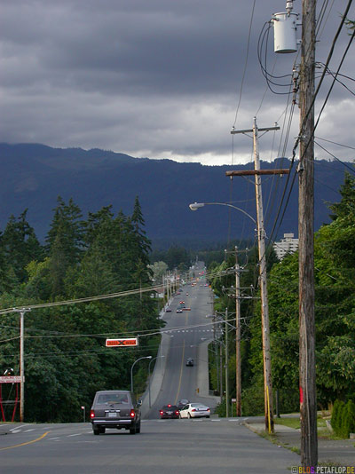 Port Alberni (BC) Canada  city images : Road Port Alberni Vancouver Island BC British Columbia Canada Kanada ...