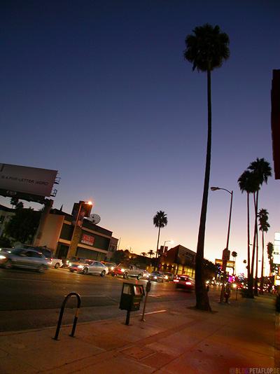 Sidewalk-Buergersteig-Palms-Palmen-evening-Abend-cars-Autos-Sunset-Boulevard-Hollywood-Los-Angeles-USA-DSCN5523.jpg