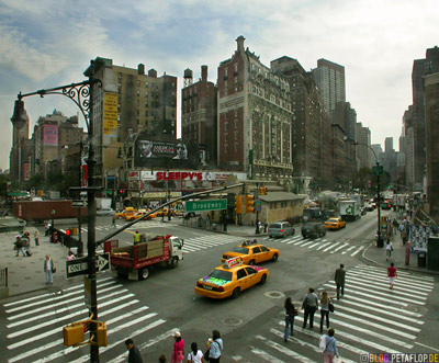 October 2007, New York, USA