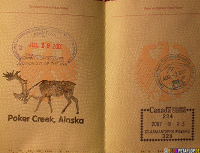 Visa-Passport-Stamps-Poker-Creek-US-Border-Alaska-BC-Denali-St-Armand-Philipsburg-Quebec-Canada-Vermont-USA-DSCN9870.jpg