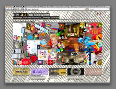 PETAFLOP.DE-Schildwaechter-Grafikdesign-Website-Homepage-Startpage-Startseite-Portal-Site-new.jpg