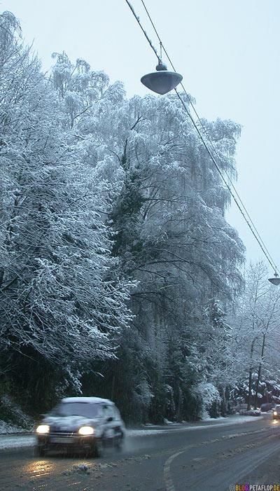 Mettmann Schnee snow