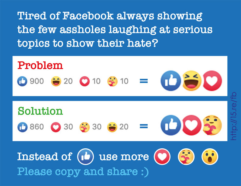 Make-Facebook-positive-again-hide-the-negative-haters-laughing-lol-emojis-and-replace-them-with-positive-emojis